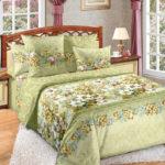 Комплект постельного белья «Юнона» - 1-5-spalnyj