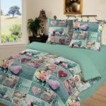 Комплект постельного белья «Признание» - 1-5-spalnyj
