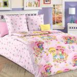 Комплект постельного белья «Девчата» - 1-5-spalnyj