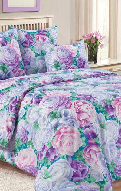 Летний сад фиолетовый