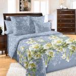 Комплект постельного белья «Лилия» - 1-5-spalnyj