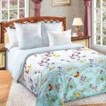 Комплект постельного белья «Эльфийская ночь» - 1-5-spalnyj