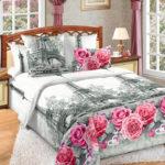 Комплект постельного белья «Ностальжи» - 1-5-spalnyj