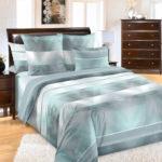 Комплект постельного белья «Спектр серый» - 1-5-spalnyj