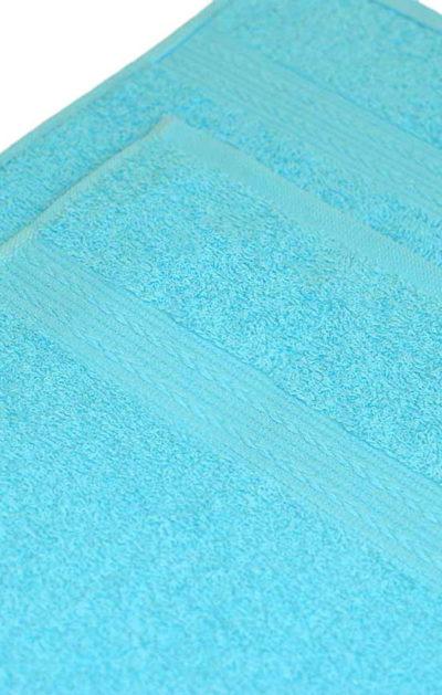 Махровое полотенце цвет Светло-голубой