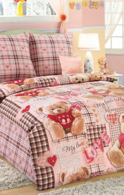 Плюшевые мишки розовые