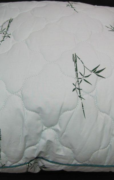 Подушка бамбук в тике
